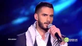 يعقوب شاهين – فلكلور فلسطيني – الحلقات المباشرة – Arab Idol