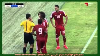 ملخص مباراة السعودية 2-1 الإمارات - تصفيات  آسيا المؤهلة لكأس العالم 2018