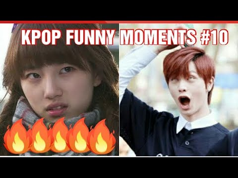 KPOP FUNNY MOMENTS PART 10 TRY TO NOT LAUGH CHALLENGE