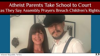 Atheist Parents Take School to Court as They Say Assembly Prayers Breach Children's Rights 👨‍⚖️