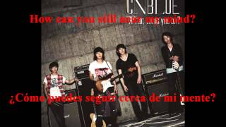 I CAN´T BELIEVE (CNBLUE) (WHAT TURNS YOU ON?)
