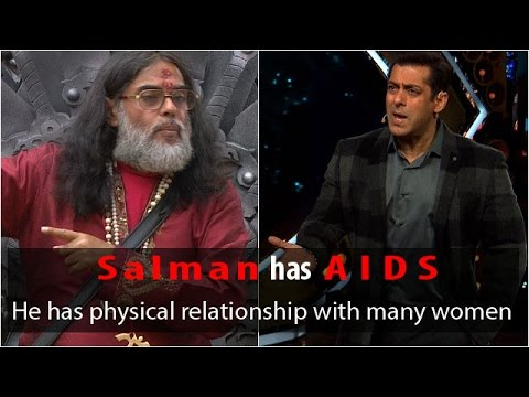 Xxx Mp4 Salman Khan Isn't Getting Married Because He Has AIDS Swami Om 3gp Sex
