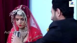 +18 Hindi Funny Comedy video || Sexy funny SuhagRaat ||  Hindi Short Film