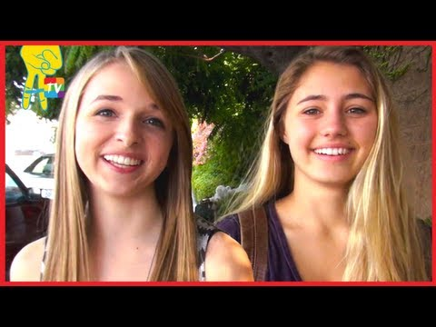 Tin Can Challenge with Jennxpenn and Lia Marie Johnson