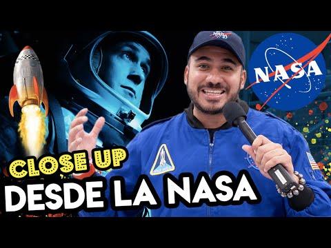 Visité la NASA y esto fue lo que pasó (Close Up: First Man)