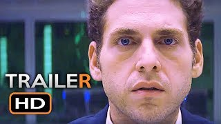 MANIAC Official Trailer (2018) Emma Stone, Jonah Hill Sci-Fi Netflix TV Series HD