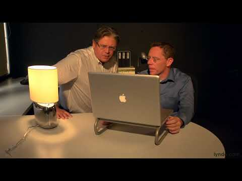 Video lighting tutorial Creating a basic lighting setup in a home or office lynda