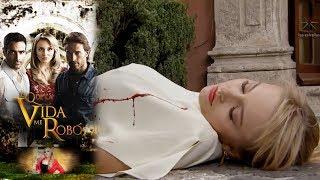 Le disparan a Montserrat | Lo que la vida me robó - Televisa