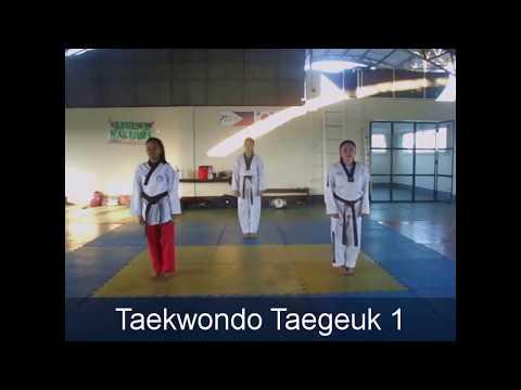 Xxx Mp4 Taekwondo Taegeuk 1 And 2 3gp Sex