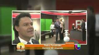 Pedro Fernandez y Marjorie de Sousa - Primer beso de HEFDM