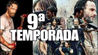 The Walking Dead TEMPORADA 9. Será Una Serie Nueva. Entrevista Scott Gimple.