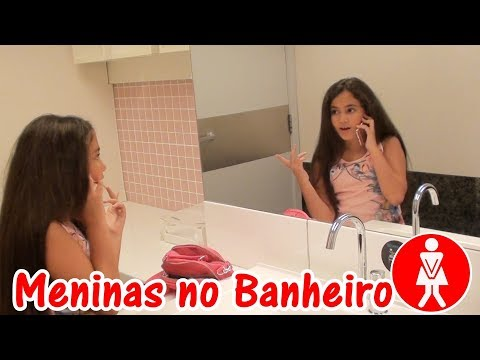 Xxx Mp4 MENINAS NO BANHEIRO Bela Baguna 3gp Sex