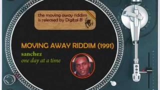 Moving Away Riddim Mix (1991) Garnett Silk,Glen Ricks,Sanchez,Jack Radics,Half Pint