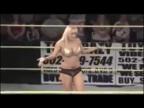 wwe girls fight removal penty  bra and cloth divas