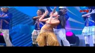 Shriya Saran's Super Sexy Dance Performance at the ITFA 2012 - Singapore.♥720p