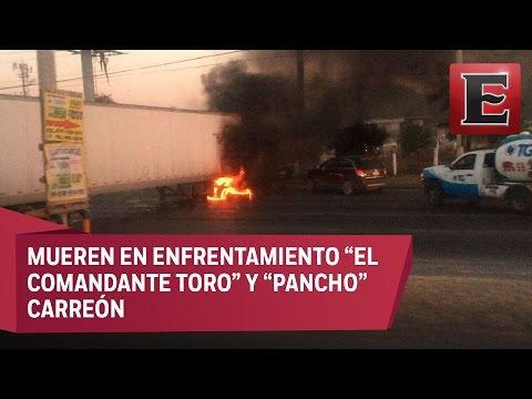 ÚLTIMA HORA Abaten a dos líderes del narco que operaban en Tamaulipas