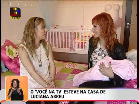 Você na TV: Lyonce e Lyani as bebés mais famosas do país