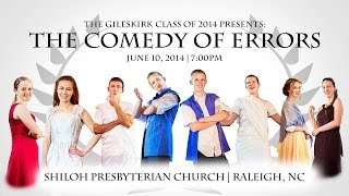 The Comedy of Errors - Full Play
