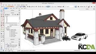 VBO Tutorial01 - Sketchup 2 Layout - Connection