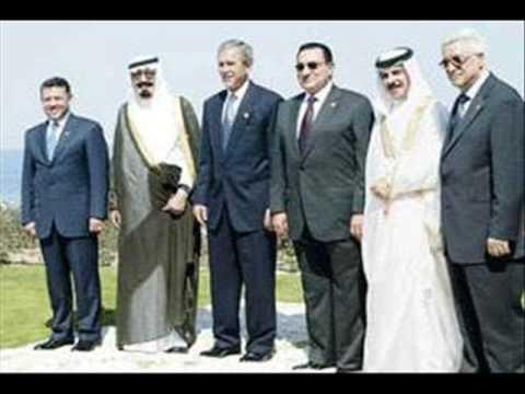 حكام العرب الخائنين