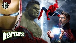 Marvel Phase 4: Our Predictions - Heroes