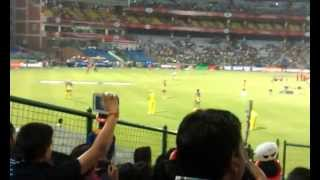 fight between MS DHONI and RAVINDRA JADEJA during the practice session in IPL