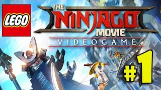LEGO NINJAGO MOVIE VIDEO GAME - PART 1: Master Chicken!