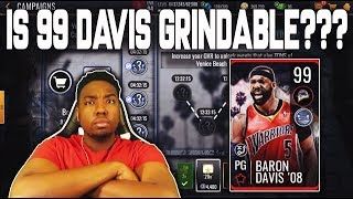 NEW 3V3 EVENT BREAKDOWN -  HOW TO GET 99 BARON DAVIS FREE TO PLAY IN NBA LIVE MOBILE 19!!!