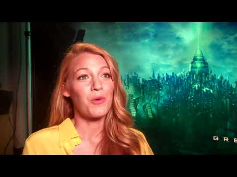 Blake Lively on overcoming her deepest fears and Green Lantern