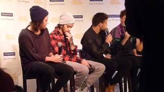 One Direction at The Rays Of Sunshine Event - London 2014