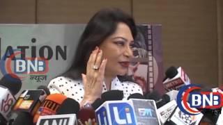 Simi Garewal Interview 3RD NATIONAL YASH CHOPRA MEMORIAL AWARD 2015