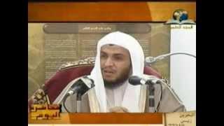 رمضان عبادة وتربية | الشيخ إبراهيم الدويش | محاضرة اليوم