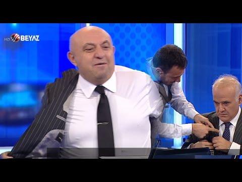Sinan Engin vs Ahmet Çakar - 'İnsana benzedin biliyo musun?'