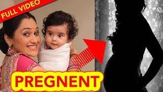 Tarak Mehta Ka Ooltah Chashmah Actress Pregnant Disha Vakani PREGNANT | Daya Bhabhi Pregnant Baby