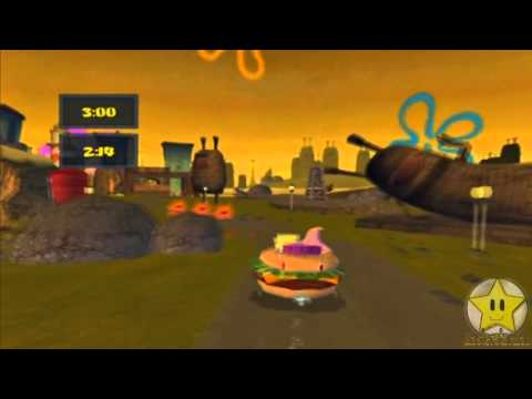 The Spongebob Squarepants Movie Video Game Playthrough Minimal upgrades Episode 16