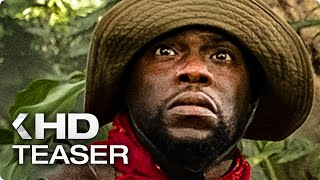 JUMANJI: Welcome to the Jungle Teaser Trailer (2017)