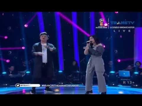 Isyana Sarasvati Ft Rizky Febian - Terpesona ( Music Video )