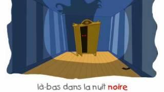 Henri Dès - La sorcière de minuit
