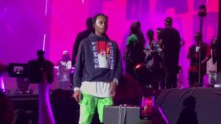 Playboi Carti brings out A$AP Rocky at Rolling Loud