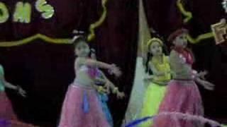 Micah's Hawaiian dance