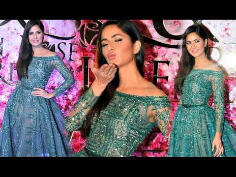 Xxx Mp4 Katrina Kaif Hot In Green Gown At Lux Golden Rose Awards 2016 3gp Sex