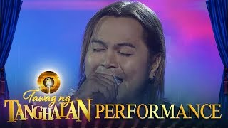 Tawag ng Tanghalan: Boyet Onte | Kahit Kailan  (Day 4 Semifinals)
