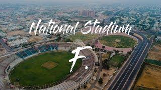 National Stadium | #Karachi | #Pakistan X Farhan Faisal | 2018