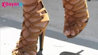 Yazlık Ayakkabı Modelleri Bayan