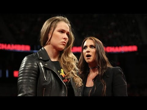 Xxx Mp4 Backstage WWE Reports On Ronda Rousey S Attitude 3gp Sex