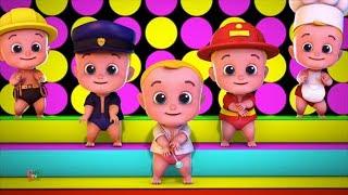 kaboochi الرقص | التحدي الرقص للأطفال | اغنية اطفال | Kaboochi | Kids Tv Arabic | أغاني أطفال صغار