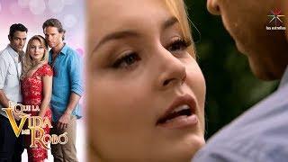 Moserrat le confiesa su amor a Alejandro | Lo que la vida me robó - Televisa