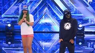 Prestaţie de excepţie la X Factor! Carla's Dreams & Andreea -