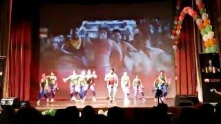 Anita - Devdan Dance Group - UDHUNGADA SANGU & MAARI Dance Performance (Dhanush Mix)
