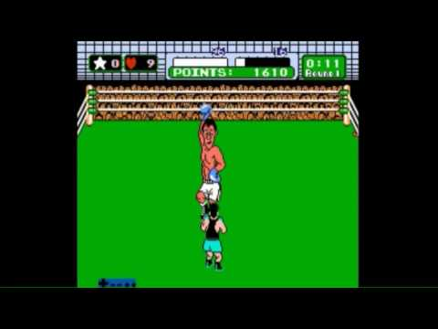 Mike Tyson's Punch-Out!! Tutorial for Speedrunning - Don Flamenco 1